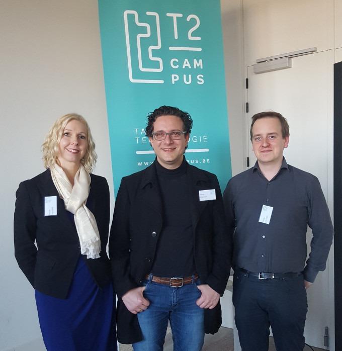 Melotte zet mee de schouders onder technologietalent Limburg en tekende het charter op de T2-campus!