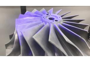 3D scanning at Melotte in Zonhoven (Belgium)